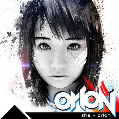 来自日本制作人She的专辑《Orion》