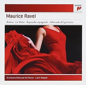 Ravel: Bolero / Alborada del gracioso / La Valse / Rhapsodie Espagnole