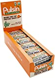 Pulsin 50g Orange Choc Chip Protein Snack - Pack of 18