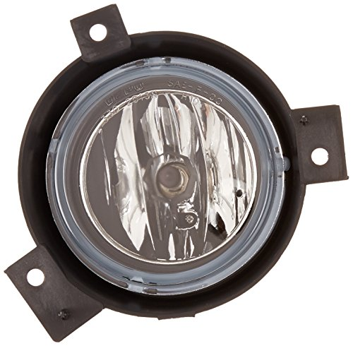 Depo 330-2012L-AS Ford Ranger Driver Side Replacement Fog Light Assembly (2012 Ford Ranger Fog Lights compare prices)