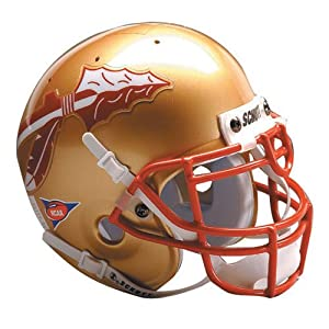 Schutt Sports Florida State Seminoles NCAA Authentic Full Size Helmet by Schutt