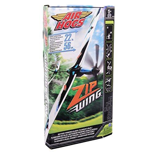 Spinmaster 6020866 - Air Hogs Zipwing, Colori Assortiti