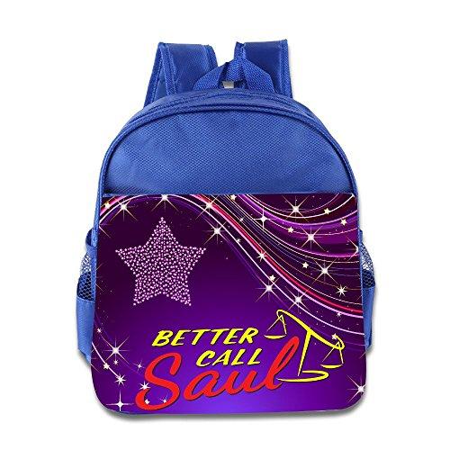 Better Call Saul Logo Kids School Backpack Bag