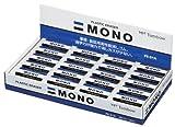 トンボ鉛筆 消しゴム MONO PE01 PE-01A-40P 40個