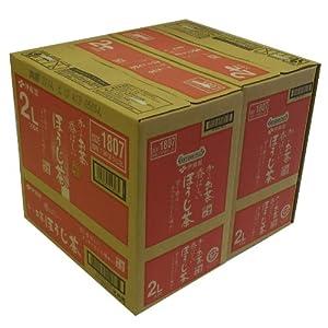 [2CS]伊藤園 お~いお茶 ほうじ茶 (2L×6本)×2箱