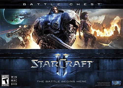 Starcraft II: Battle Chest - PC/Mac (Diablo 3 Pc compare prices)