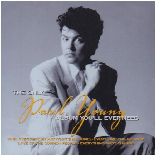 Paul Young - The Only Paul Young Album You