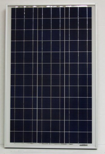Solar Panel - By Solar-X - Bp Solar Bp350J Bolt In Replacement Solar Panel 50W.