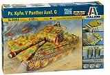 おもちゃ PzKpfw V Panther Ausf G Tank 1/35 Italeri [並行輸入品]