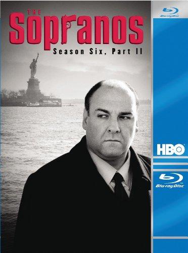 The Sopranos: Season 6 Part 2 [Blu-ray]
