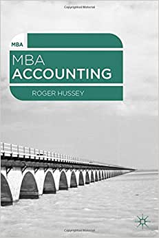 MBA Accounting (MBA Series)