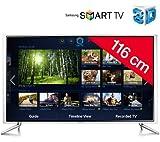 SAMSUNG Televisor LED 3D Smart TV UE46F6800