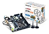 GIGABYTE マザーボード intel Z77 LGA1155 E-mini-ITX ATX GA-Z77N-WIFI