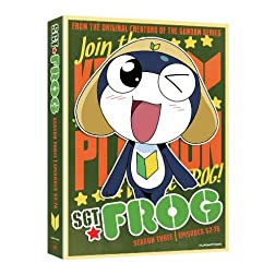 Sgt. Frog: Season Three