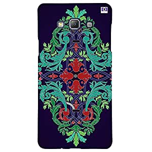 Beautiful Owl Design - Mobile Back Case Cover For Samsung Galaxy A5 (2015)