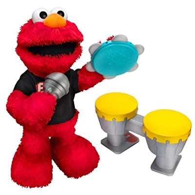 Sesame Street Let's Rock Elmo from Hasbro