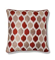 Ikat Spot Cushion [T47-8364-S]
