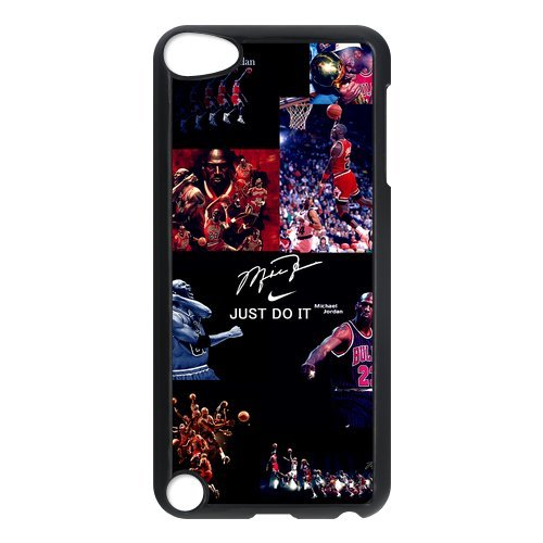 Coolest NBA Chicago Bulls Michael Jordan Ipod Touch 5th Case Cover NIKE JUST DO IT Dunk at Amazon.com