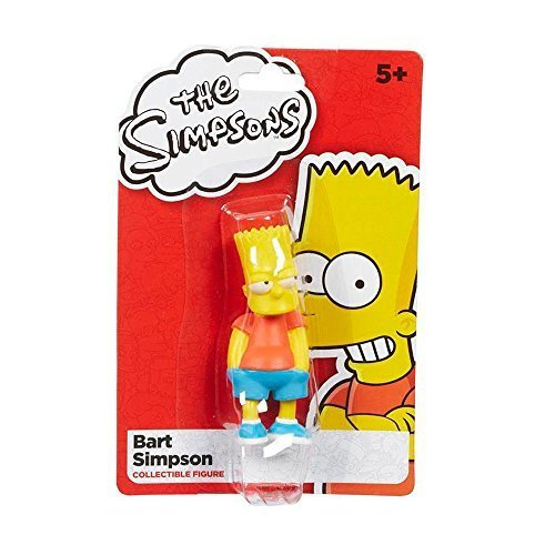 The Simpsons 7cm Bart Simpson Collectible Figure