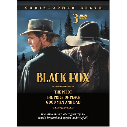 Cover art for  Black Fox (3-DVD Pack)