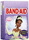 Band-Aid Princess And The Frog Bandages-20ct