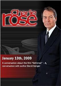 Charlie Rose - January 13th, 2009