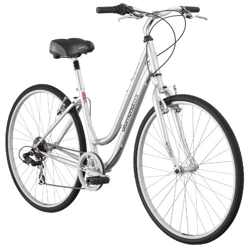 Diamondback 2013 Women's Vital One Sport Hybrid Bike with 700c Wheels