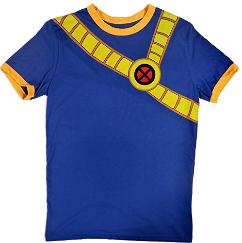 X-men Cyclops 90's Costume T-shirt