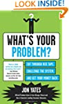 What's Your Problem?: Cut Through Red...