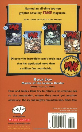 Rock Jaw: Master of the Eastern Border: Rock Jaw, Master of the Eastern Border v. 5 (Bone)
