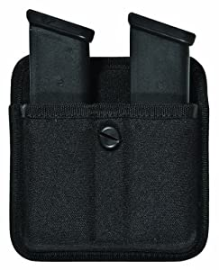 Bianchi Patroltek 8020 Black Triple Threat II Magazine Pouch (Size 2)