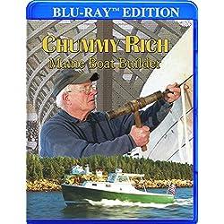 Chummy Rich: Maine Boat Builder [Blu-ray]