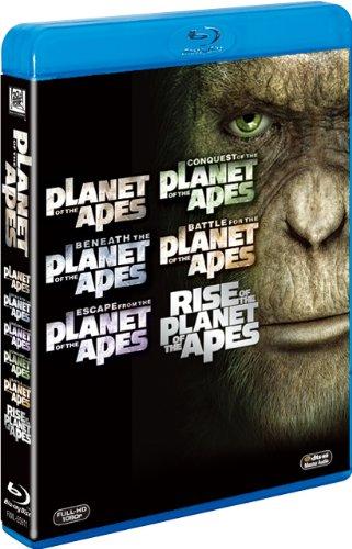 【FOX HERO COLLECTION】猿の惑星 ブルーレイBOX(6枚組)(初回生産限定) [Blu-ray]