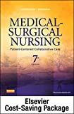 Medical-Surgical Nursing Single-Volume Text and Elsevier Adaptive Learning and Quizzing Package (Retail Access Card), 7e