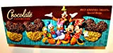 Disney World Park Exclusive New Holiday 2013 Mickey Mouse Rice Krispies Treats 8 Oz. Character Box w/ Vintage Mickeys Very Merry Christmas Party Pin & Map Gift Set Chocolate Candy
