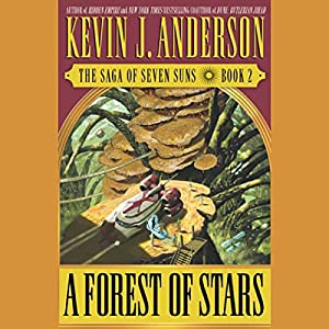 A Forest of Stars Audiobook