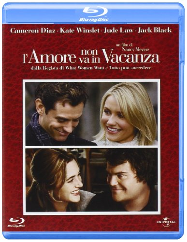 L'amore non va in vacanza [Blu-ray] [IT Import]