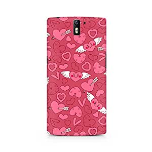 Ebby Wngs of Love Premium Printed Case For OnePlus One