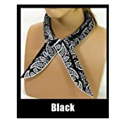 Amazon.com: NEW! NECK COOLING SCARF WRAP, KEEP YOU COOL, Bandana, CS-B: Sports & Outdoors