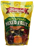 Mariani Sun Ripened Mixed Fruit No Sugar Added Dried Fruit 36 Ounce Value Bag...