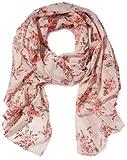 Pieces - Sciarpa, Donna, Multicolore (Mehrfarbig (Pale Pink C-088002)), Taglia unica