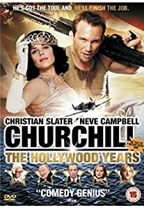 Churchill The Hollywood Years (Rental Copy)
