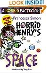 A Horrid Factbook: Space (Horrid Henry)