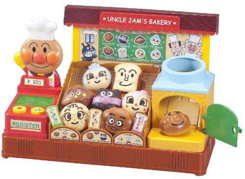 アンパンマン いらっしゃいませ! ジャムおじさんのやきたてパン工場