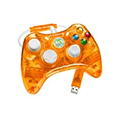 Rock Candy Wired Controller - Orange