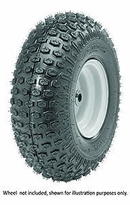Oregon 68-300 145X70-6 ATV Knobby Tubeless Tire 2-Ply by Oregon