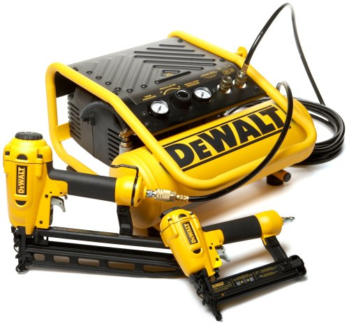 Dewalt D55141fnbn 16 Gauge Finish Nailer 18 Gauge Brad