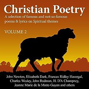 Christian Poetry, Book 2 Audiobook