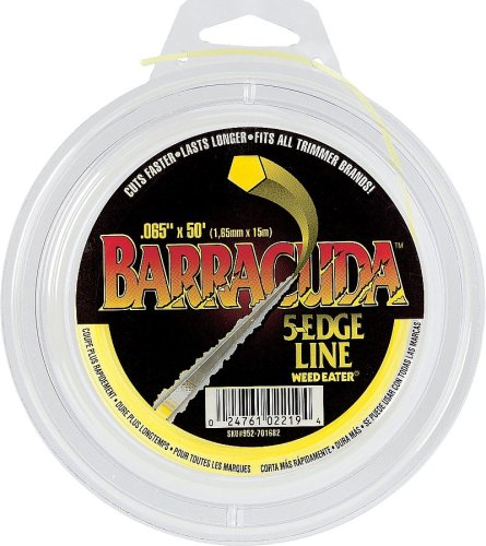 Barracuda 952701682 .065-Inch-by-50-Foot Bulk String Trimmer Line