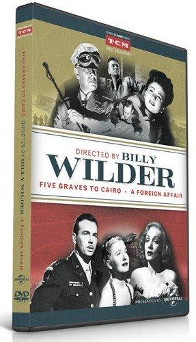 DVD : Directed By Billy Wilder (2 Discos)